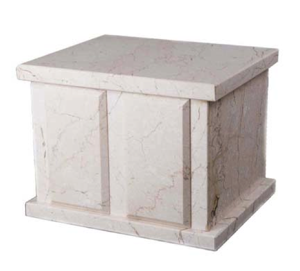 Marble Double Urn